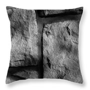 Skc 0167 Textures And Lines Throw Pillow