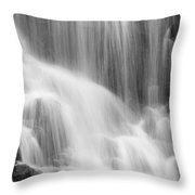 Skc 0222 Flowing Graph Throw Pillow