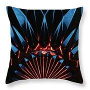 Skc 0269 Cut Glass Throw Pillow