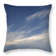 Skc 0356 Sky Sketching Throw Pillow