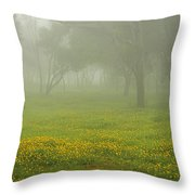 Skc 0835 Romance In The Meadows Throw Pillow