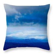 Sky 010 Throw Pillow