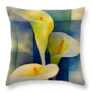 Sky Breeze Throw Pillow