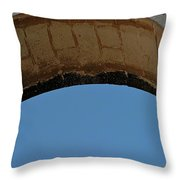 Sky Cutter Throw Pillow