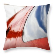 Sky Light Throw Pillow