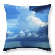 Sky Magic... Throw Pillow