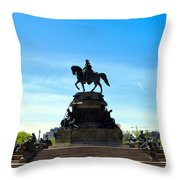 Eakins Oval Throw Pillow