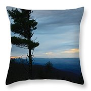 Skyline3 Throw Pillow