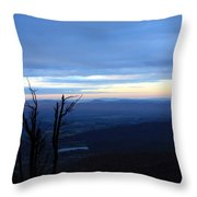 Skyline5 Throw Pillow