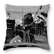 Skynyrd #6 Full Frame Throw Pillow