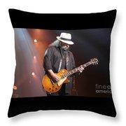 Skynyrd-gary-7395 Throw Pillow