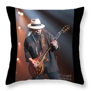 Skynyrd-gary-7407 Throw Pillow