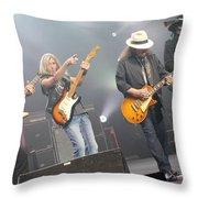 Skynyrd-group-7672 Throw Pillow
