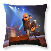 Skynyrd-group-7745 Throw Pillow