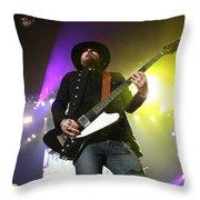 Skynyrd-johnnycult-7968 Throw Pillow