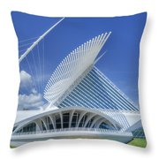 Skypad Throw Pillow