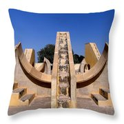 Skywards Throw Pillow