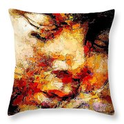 Sleep 0377 Marucii Throw Pillow