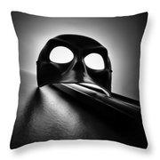 Sleep No More Throw Pillow