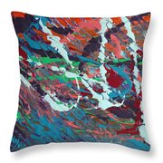 Slices Of Life Throw Pillow