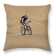 Slickrock Trail Utah Throw Pillow