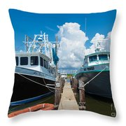 Slip 29 Throw Pillow