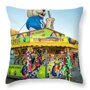 Slush Puppie 2 Throw Pillow