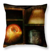 Small Places Throw Pillow