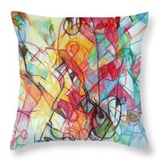 True Humility 2 Throw Pillow