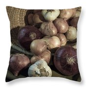 Smelly Bounty Throw Pillow by Jean Noren