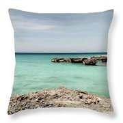 Smith Cove West Throw Pillow
