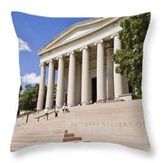 Smithsonian National Gallery Of Art Throw Pillow