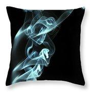 Smokey 8 Throw Pillow