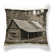 Smokey Mountains Nat Park 43 Throw Pillow
