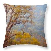 Smokeys Dreamscape Throw Pillow