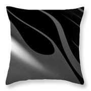 Smooth Lines2 Throw Pillow