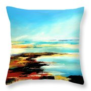 Smuggler Cove Throw Pillow