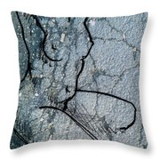 Sn 1 A  Throw Pillow