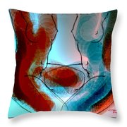 Sn Nl 1 Throw Pillow