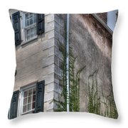 Sneak Peek At Church Steeple Throw Pillow