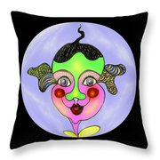 Snip Throw Pillow