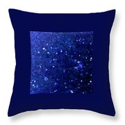 Snowlight Throw Pillow