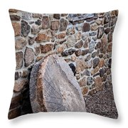Snyders Millstone Throw Pillow