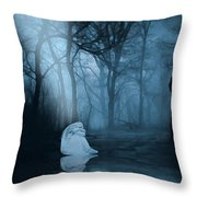So Gone Throw Pillow