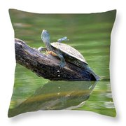 So Happy Together Throw Pillow