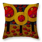 So Magical In The Wood Of Fantasy Throw Pillow
