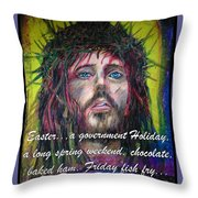 So Much More Throw Pillow