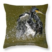 So Refreshing Throw Pillow