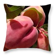 So Soft And Juice Throw Pillow