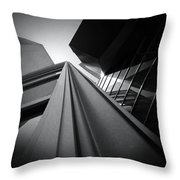 Soaring Planes Throw Pillow